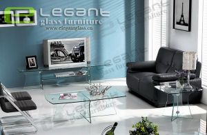 Removable Glass Table Set -CA225 pictures & photos
