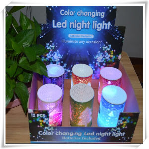 Colorful Fiber Optic Color Changing LED Light for Christmas (VL14010)