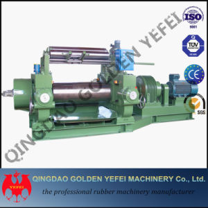 Xk-400 Rubber Open Mixing Mill Machine pictures & photos