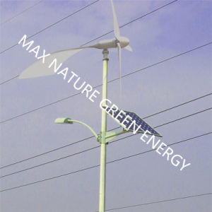 1.4kw Small Wind Generator Turbine with Solar Panels with Ce and ISO pictures & photos