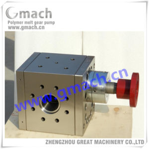 High Pressure Extrusion Melt Pump for Plastic Pipe Extrusion Line pictures & photos
