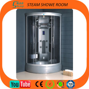 Luxury Grey Steam Shower Cabin with Modern Design pictures & photos