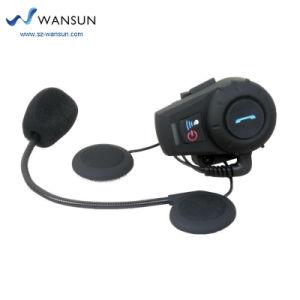 500m Motorcycle Helmet Bluetooth Interphone Bluetooth Intercom Bluetooth Kit Wansun 10A05A