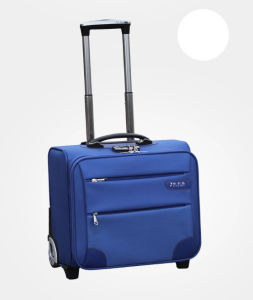 Wheel Trolley Luggage Bag Messenger Bag (ST6237D) pictures & photos