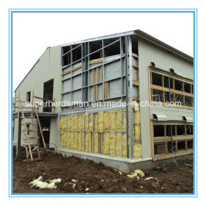 Prefabricated Steel Structure Poultry and Chicken House pictures & photos