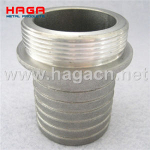 Male Aluminum Pin Lug Coupling Short Shank Suction Coupling pictures & photos