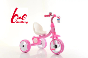 2016 New Model Music Light Small Baby Tricycle pictures & photos