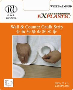 Water-Tight Seal for The Gaps Between Tub & Wall