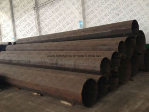 Steel Tapered Telecom Monopole pictures & photos