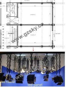 Event Management of Studio Lighting Design pictures & photos