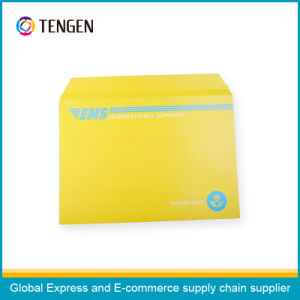 Softness Durable Eco-Friendly Printed Logo Express Envelope pictures & photos