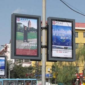 Flex Advertisement Light Box Billboard (TOP-145D) pictures & photos