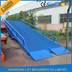 Mobile Container Forklift Ramp with 8 Tons pictures & photos
