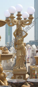 Marble Carving Statue Carved Stone Carving Garden Sculpture for Decoration (SY-X1195) pictures & photos