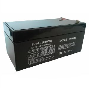 Lead Acid Battery 12V 3.2ah with CE UL ISO9001 ISO14001 pictures & photos