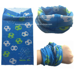 Factory OEM Produce Customized Logo Printed Multifunctional Buff Style Neck Tubular pictures & photos