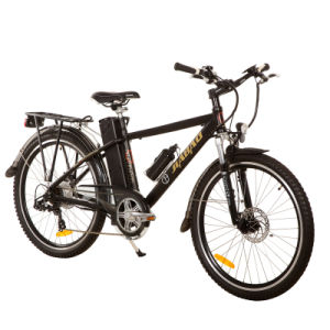 High-Performance Lithium Battery Electric Mountain Bike (JB-TDE12Z) pictures & photos