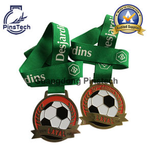 10-Year Experienced Factory of Medals/ Custom Football Medal Awards pictures & photos