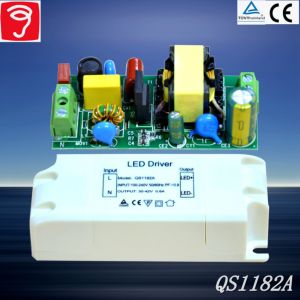 20-28W Hpf Full Voltage Isolated External LED Transformer with Ce TUV QS1182A pictures & photos