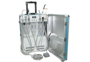 Portable Dental Unit (SK-GU-P206) pictures & photos