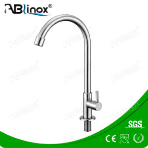 Stainless Steel Cold Water Faucet (AB126) pictures & photos