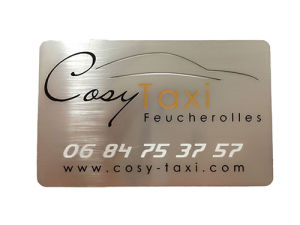 Metal Name Cards/ Business Cards pictures & photos