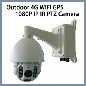 Outdoor 4G WiFi GPS 1080P Wall Mount IP IR PTZ pictures & photos