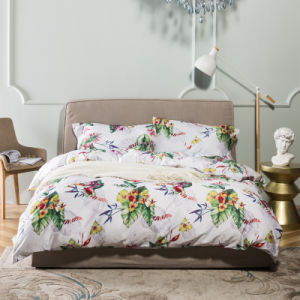 Hot Summer Style 60s Dobby Bedding Set pictures & photos