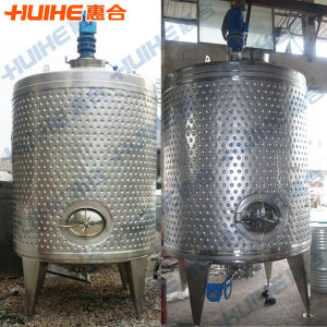 Biology Stainless Steel Fermentation Tank for Yogurt pictures & photos