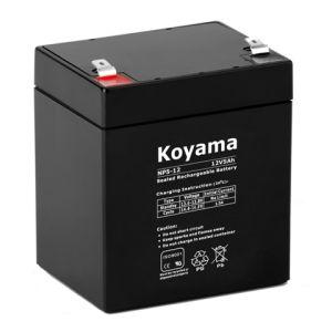 Cbb Accumulator Battery 12V5ah for UPS/Telecom/Backup Power pictures & photos
