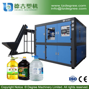 China Supplier Full Automatic 5L Blow Moulding Machine pictures & photos