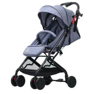 New Design Aluminum Frame Pocket European Luxury Baby Stroller pictures & photos