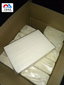 Virgin Pulp Folded Hand Paper Towel pictures & photos
