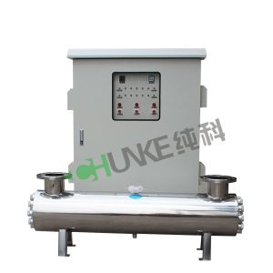 Chunke Ce Approved UV Sterilizer for Water Treatment (CK-10T/H) pictures & photos