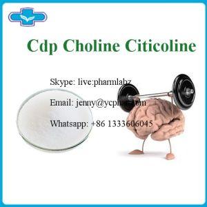 Memory Enhancer Supplement Powder Cdp Choline Citicoline pictures & photos