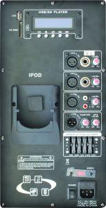 15 Inch PRO 350W Digital AMP Bluetooth EQ iPod Plastic Active Speaker PS-1415DEPD pictures & photos