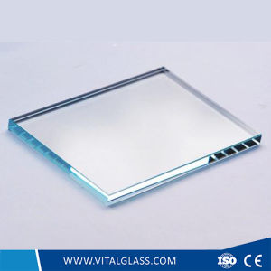 Crystal Ultra Clear Float Glass with CE&ISO9001 pictures & photos
