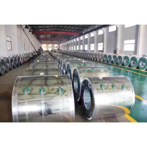 MID Quality Leavel 23mm-1500mm Width Galvanized Steel Sheet Metal pictures & photos