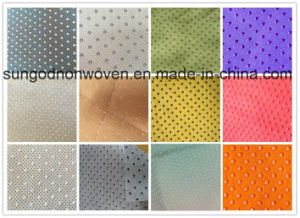 Spunbond Nonwoven Anti-Skid Fabric pictures & photos