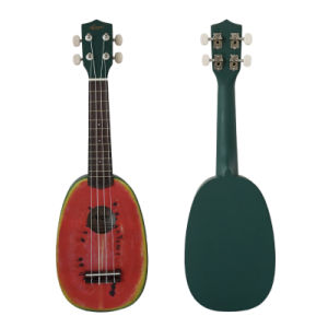 Decal Colour Toy Soprano Ukulele pictures & photos