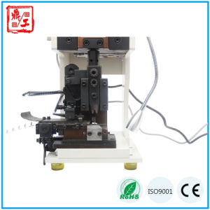 Semi Automatic Super Mute Terminal Crimping Machine pictures & photos