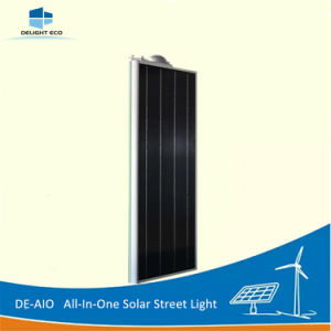 DELIGHT DE-AIO Integrated All in One Solar LED Street Light pictures & photos
