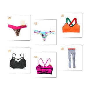Girls′s Seamless Sports Bra Underwear pictures & photos