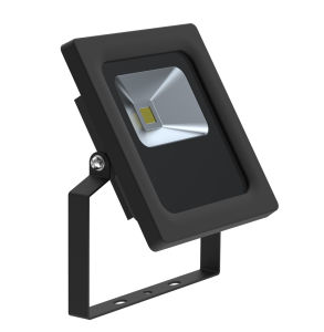 Shenzhen Super Slim Rotatable Outdoor IP65 COB 10W Flood Light LED pictures & photos