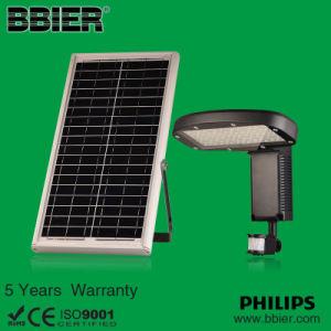 Energy Saving 30watt Solar Wall Mount Light pictures & photos