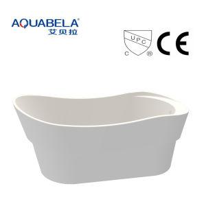 2018 New Ce/Cupc Acrylic Seamless Sanitary Ware Bathtub