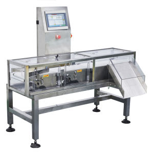 Semi-Automatic Conveyor Belt Combination Weighing Machine pictures & photos