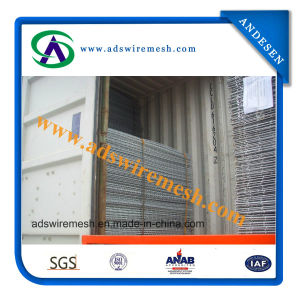 Welded Mesh Fence/ PVC Coated Curvy Fence (hot sale & factory price) pictures & photos