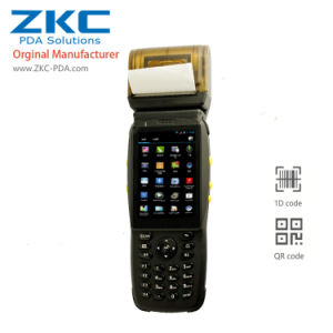 Andrioid Touch Screen WiFi Handheld Computer Barcode Scanner pictures & photos