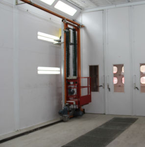Good Ventilation System Truck Bus Spray Paint Booth with Ce pictures & photos